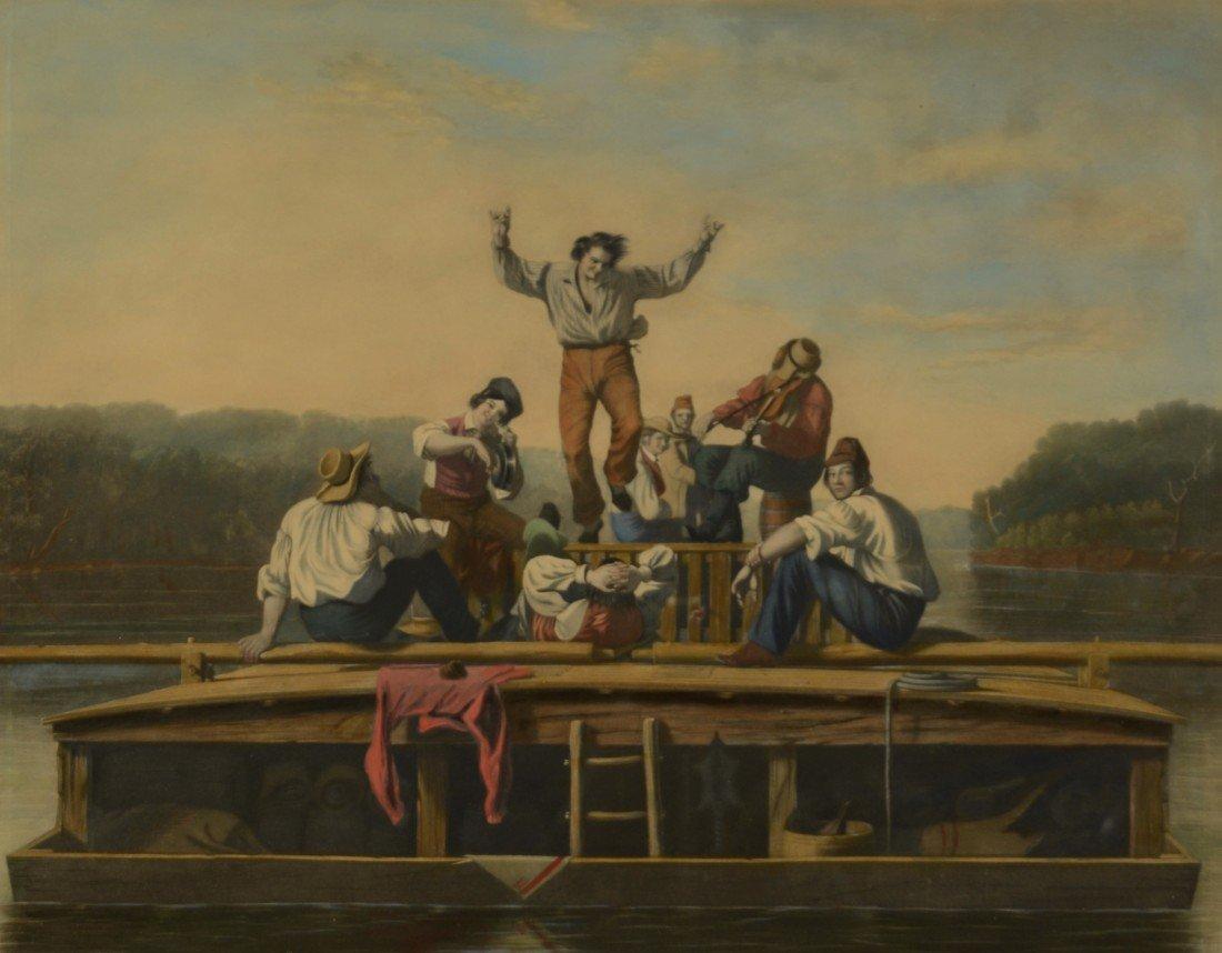 AFTER GEORGE CALEB BINGHAM, (American, 1811-1879), THE