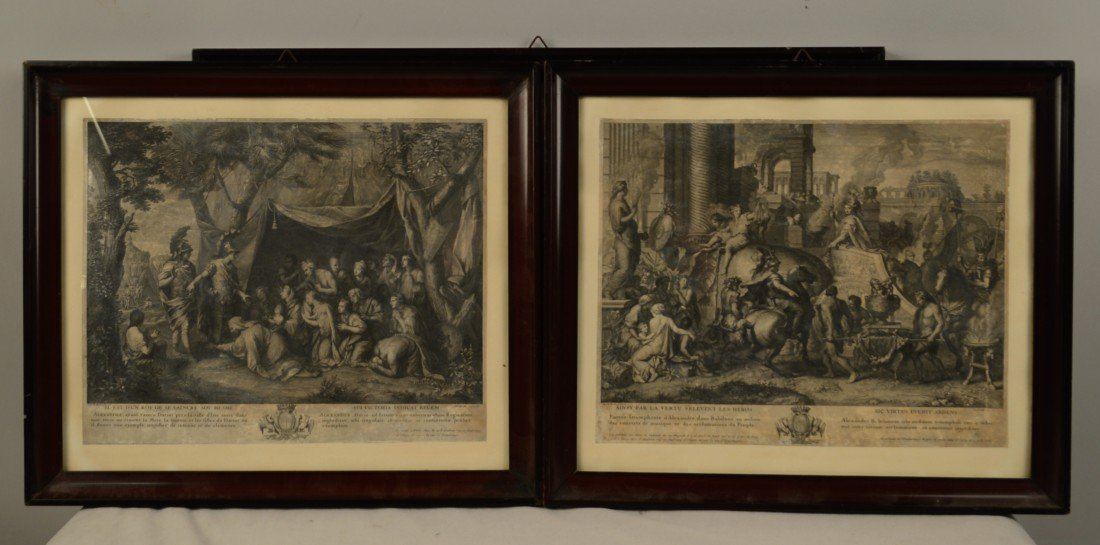 GERARD AUDRAN, (French, 1640-1703), THE TRIUMPHS OF