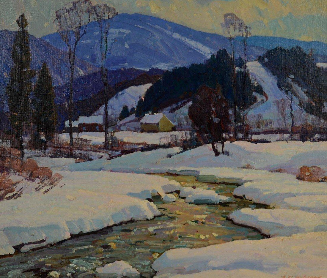 ALDRO THOMPSON HIBBARD, (American, 1886-1972), VERMONT