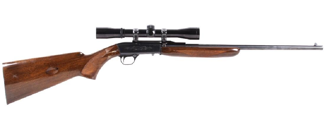 Browning SA-22 .22 LR Semi Auto Rifle w/ Scope