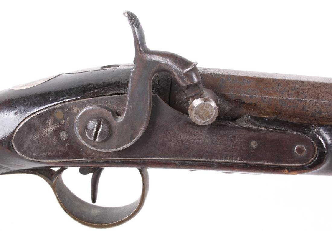 Early Plains Half Kentucky Percussion Rifle 1850's - 7