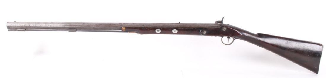 Early Plains Half Kentucky Percussion Rifle 1850's - 8