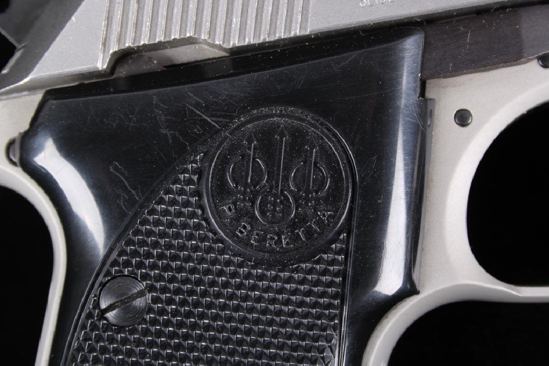 Beretta 3032 Tomcat Tip Up .32ACP Stainless Pistol - 10