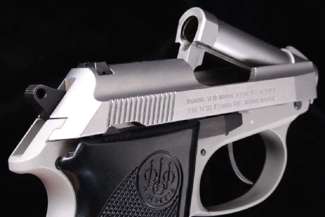 Beretta 3032 Tomcat Tip Up .32ACP Stainless Pistol - 13