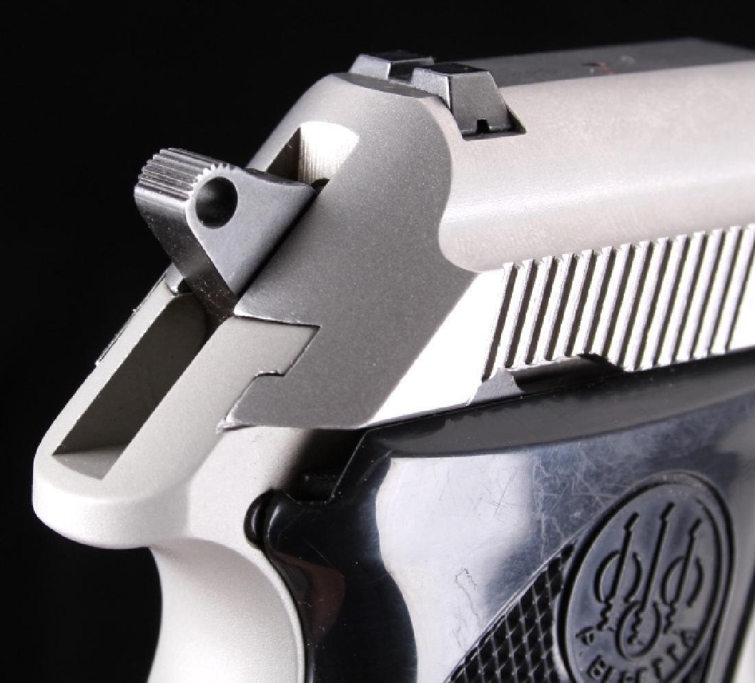 Beretta 3032 Tomcat Tip Up .32ACP Stainless Pistol - 14