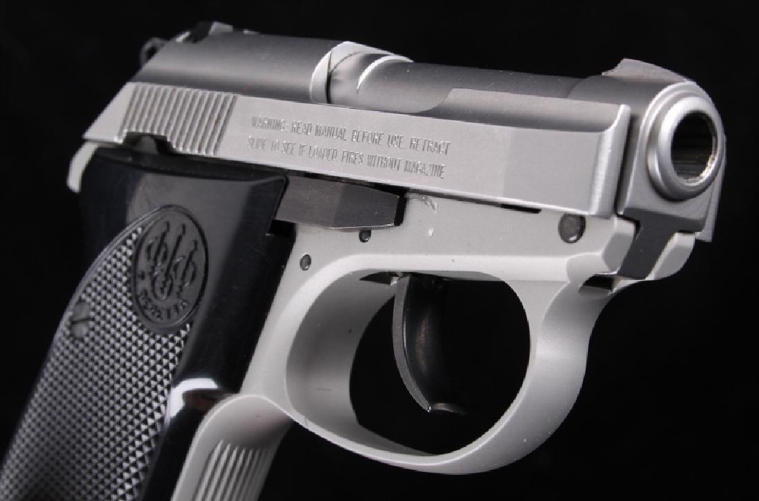 Beretta 3032 Tomcat Tip Up .32ACP Stainless Pistol - 20