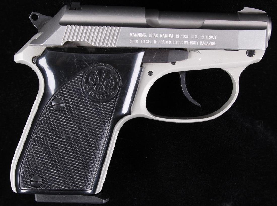 Beretta 3032 Tomcat Tip Up .32ACP Stainless Pistol - 5