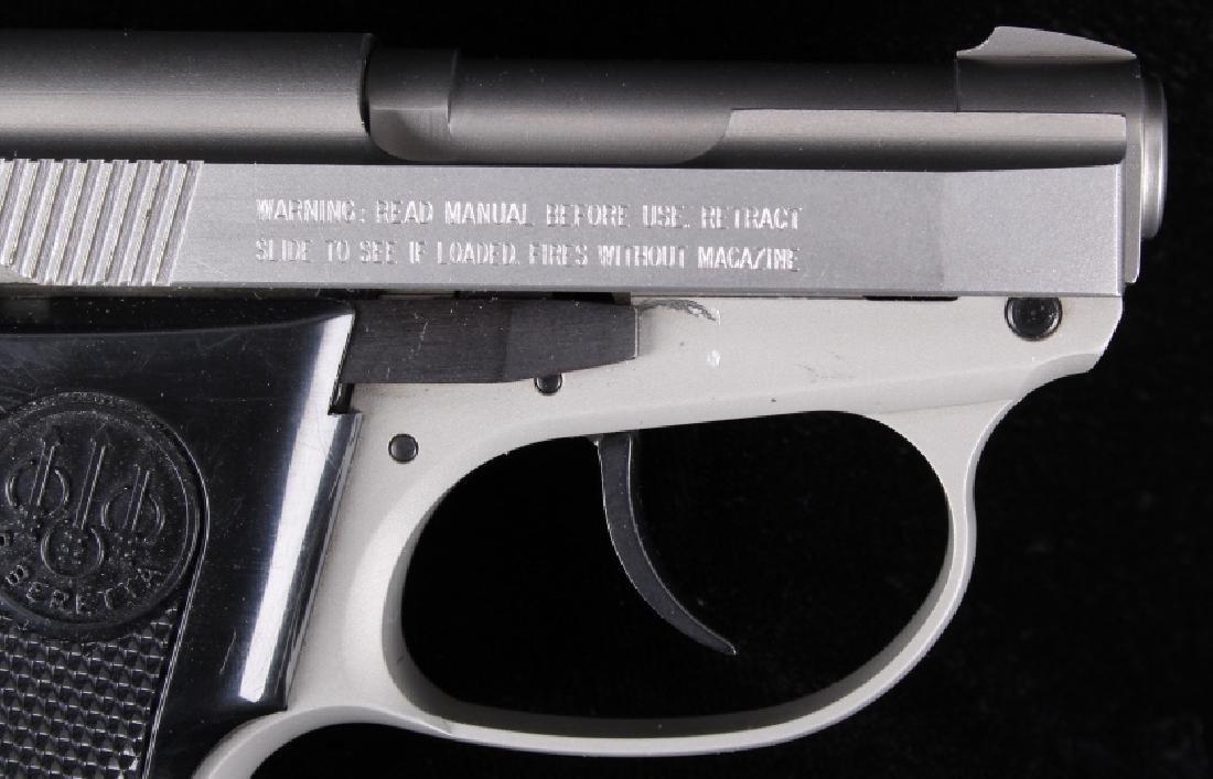 Beretta 3032 Tomcat Tip Up .32ACP Stainless Pistol - 6