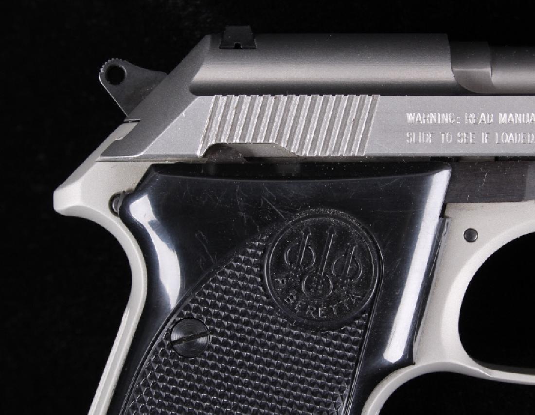 Beretta 3032 Tomcat Tip Up .32ACP Stainless Pistol - 7