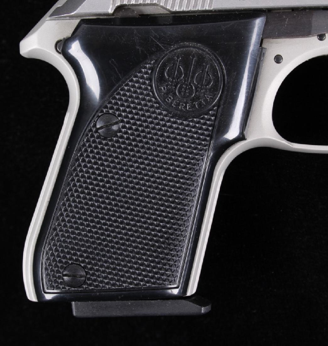 Beretta 3032 Tomcat Tip Up .32ACP Stainless Pistol - 8