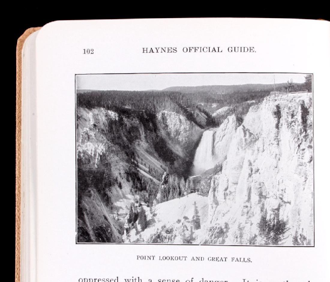 1915 Haynes Guide to Yellowstone National Park - 10