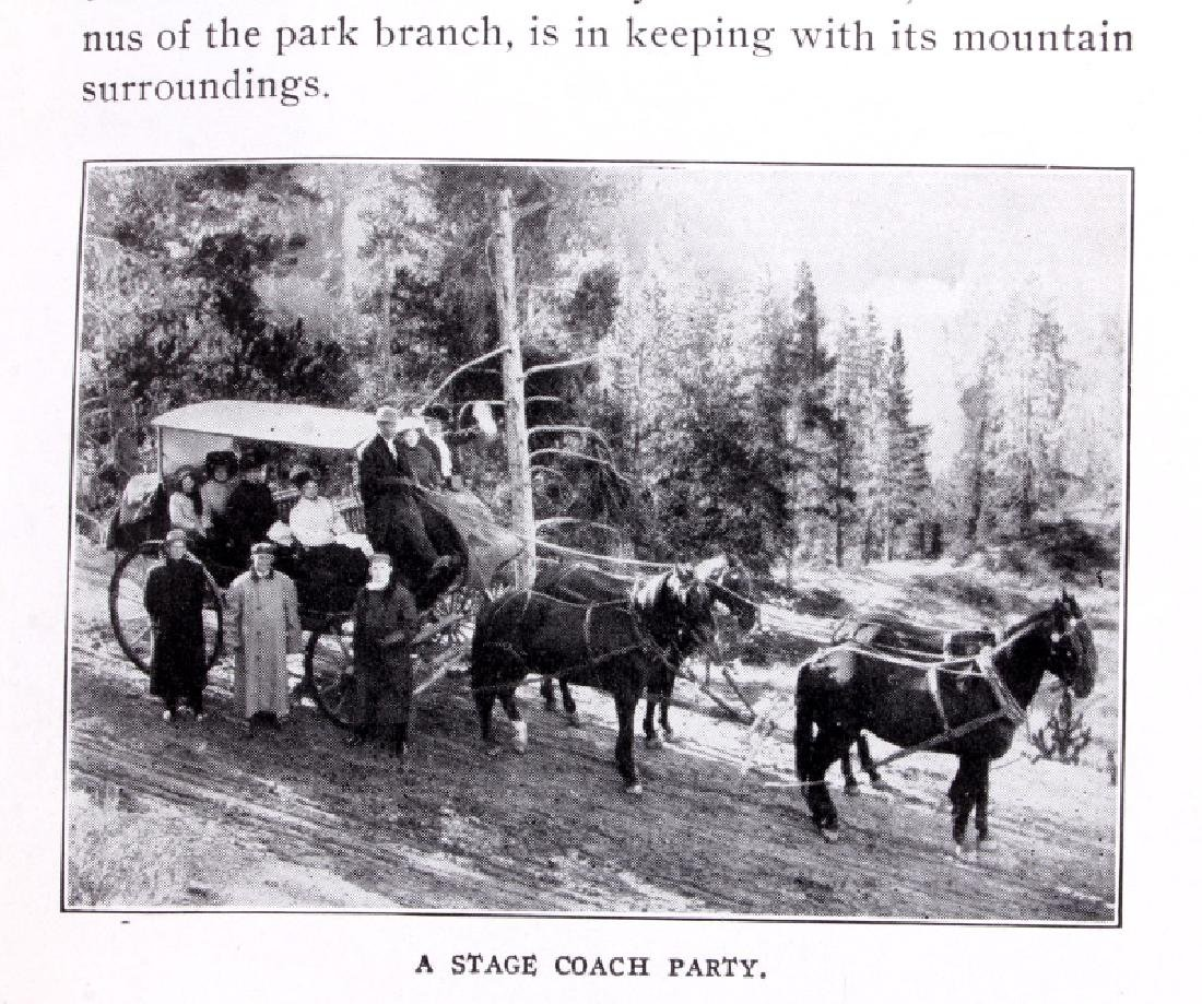 1915 Haynes Guide to Yellowstone National Park - 5