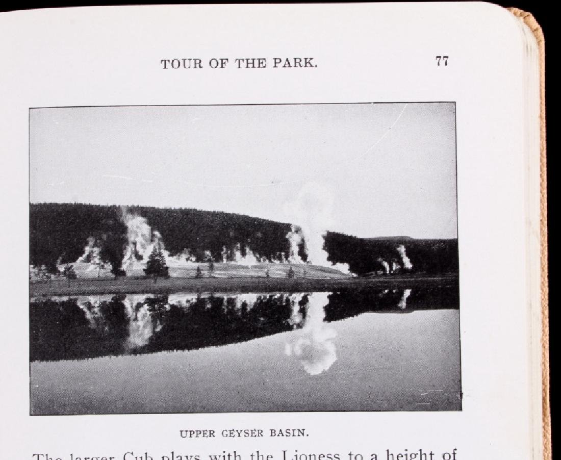 1915 Haynes Guide to Yellowstone National Park - 7