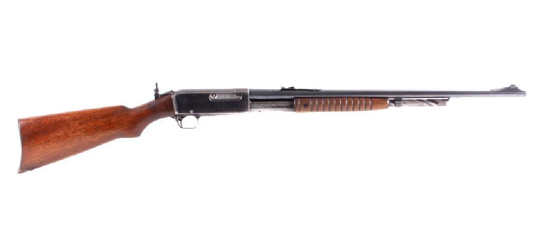 Remington Model 14 .32 Rem. Pump Action Rifle