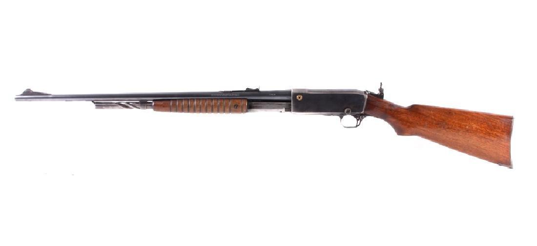 Remington Model 14 .32 Rem. Pump Action Rifle - 2