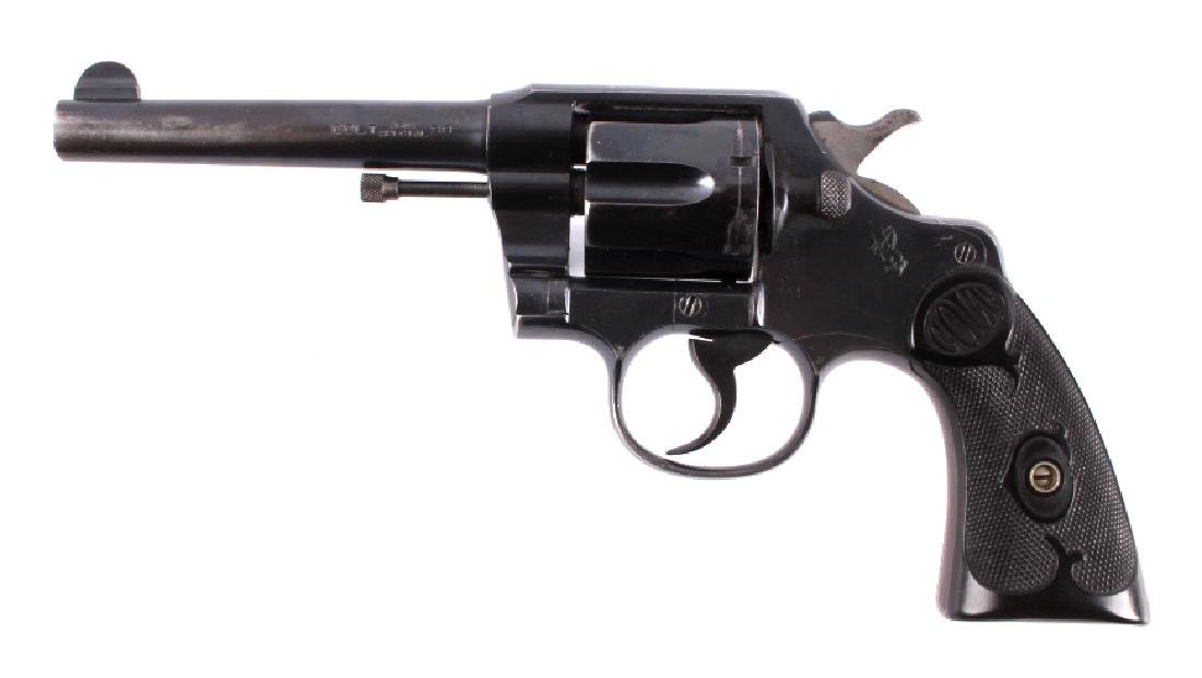 Colt Army Special .38 Double Action Revolver