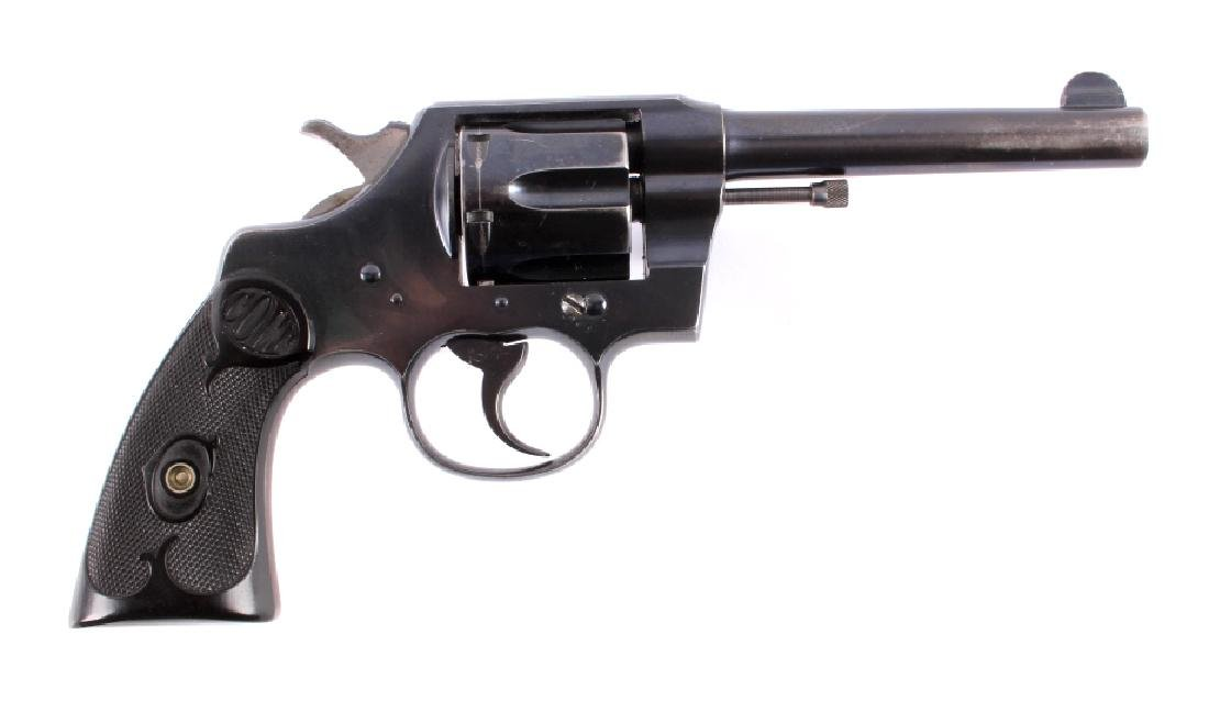 Colt Army Special .38 Double Action Revolver - 2