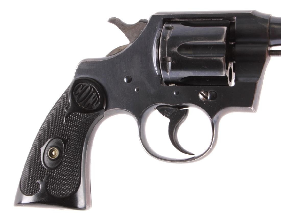 Colt Army Special .38 Double Action Revolver - 8