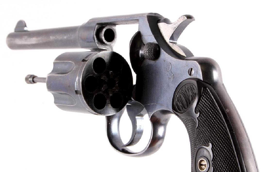Colt Army Special .38 Double Action Revolver - 9