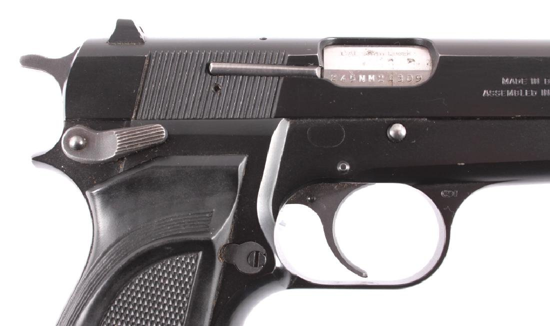 Browning Hi Power 9mm Luger Semi-Automatic Pistol - 11