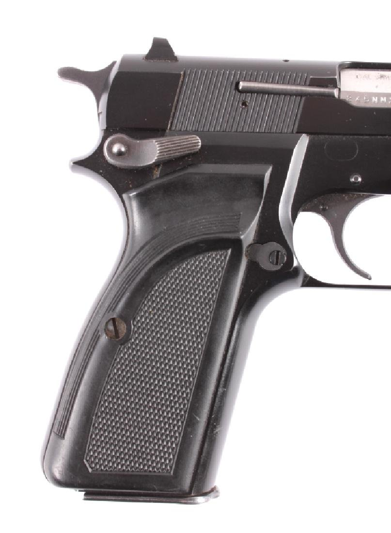 Browning Hi Power 9mm Luger Semi-Automatic Pistol - 13