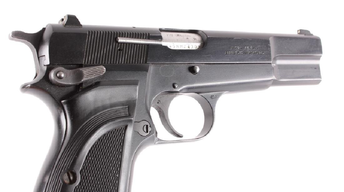 Browning Hi Power 9mm Luger Semi-Automatic Pistol - 14