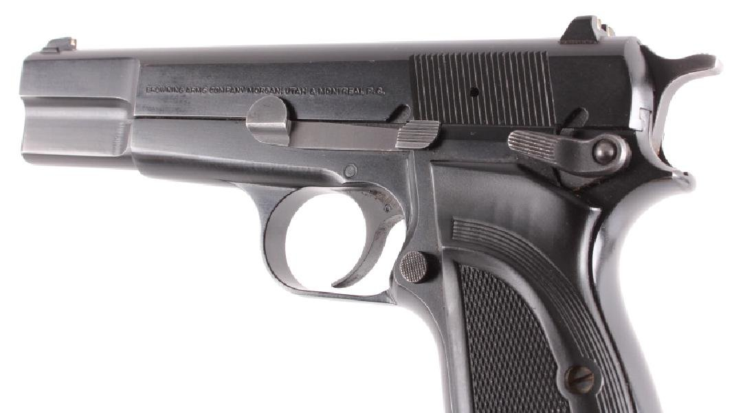 Browning Hi Power 9mm Luger Semi-Automatic Pistol - 15