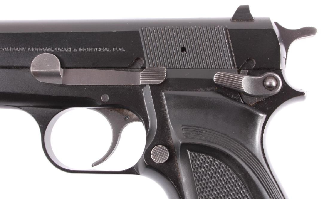 Browning Hi Power 9mm Luger Semi-Automatic Pistol - 6