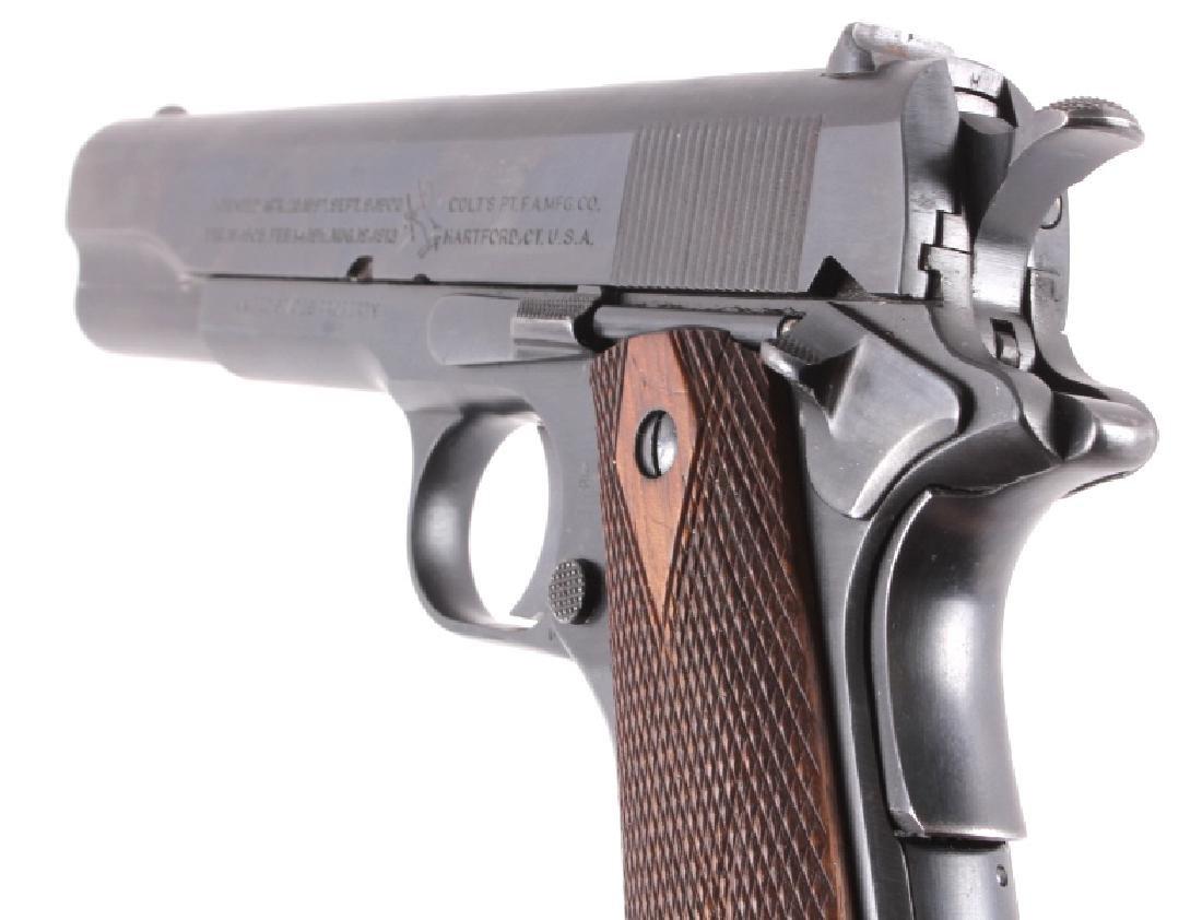 WWI Colt Model 1911 .45 ACP Pistol - 10