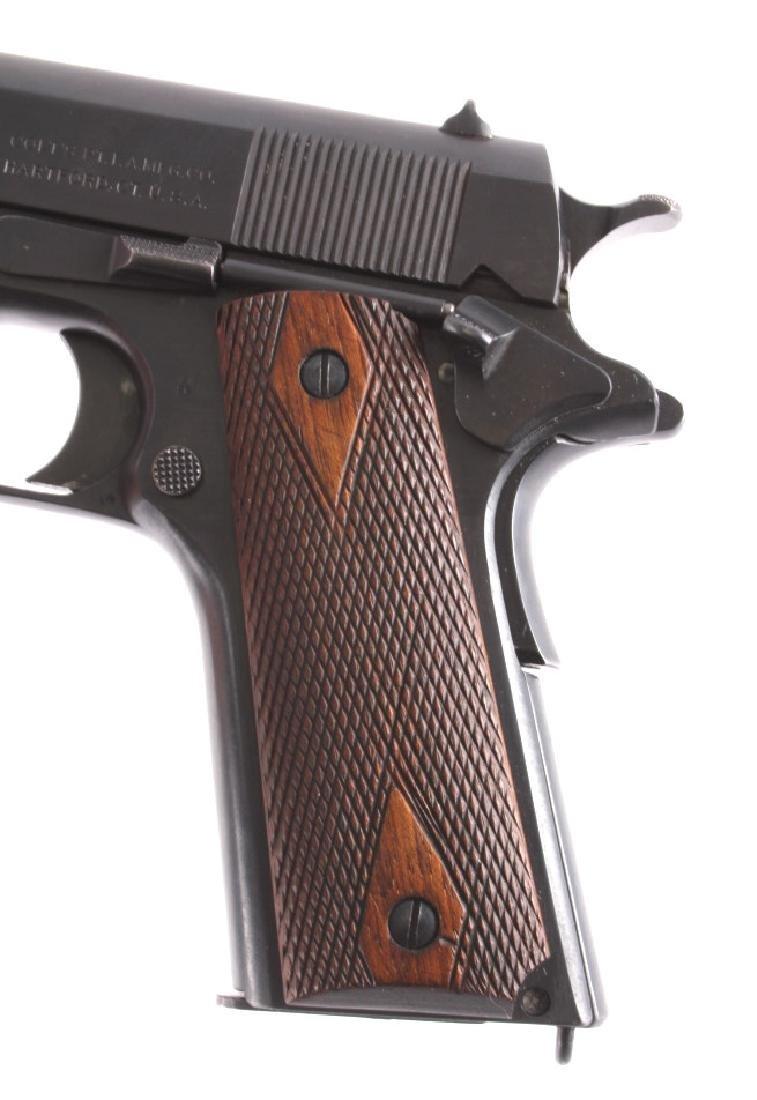 WWI Colt Model 1911 .45 ACP Pistol - 11