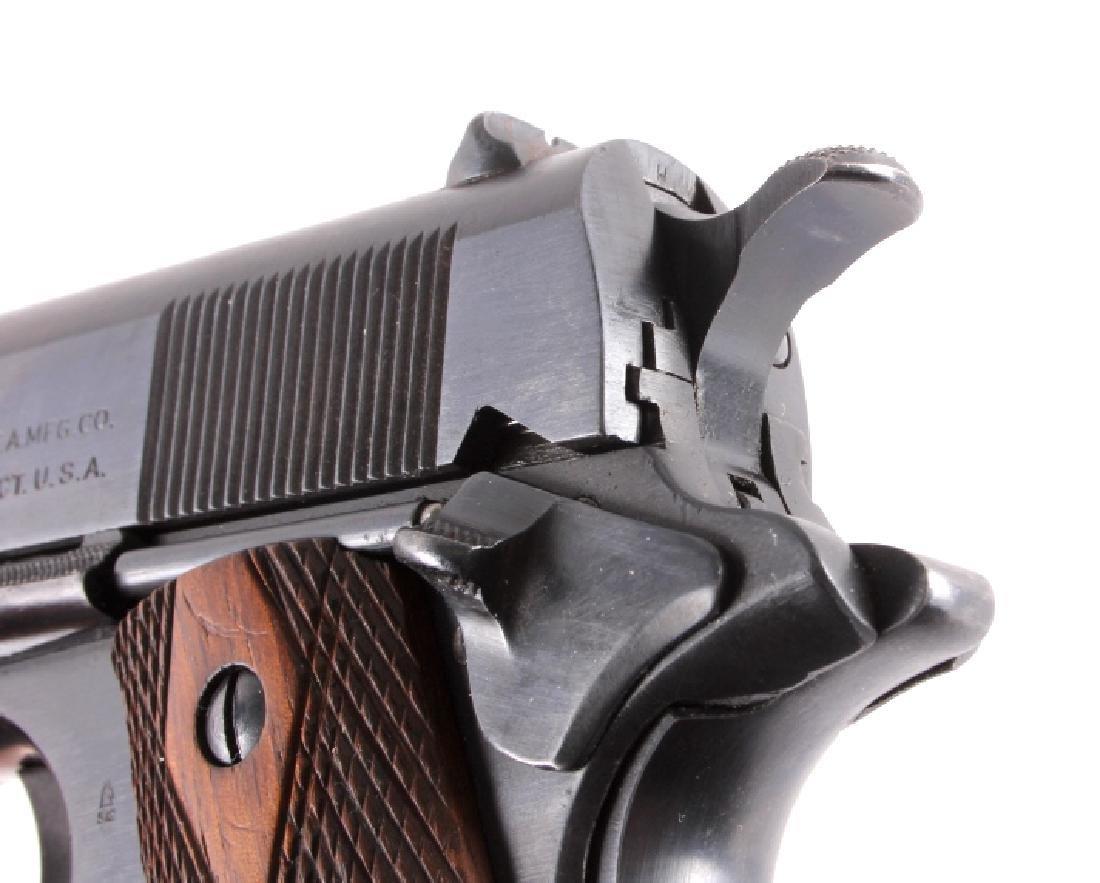 WWI Colt Model 1911 .45 ACP Pistol - 12