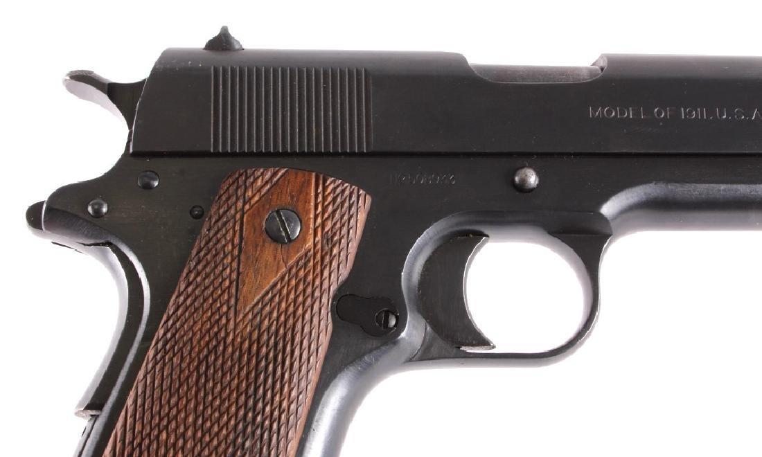 WWI Colt Model 1911 .45 ACP Pistol - 14