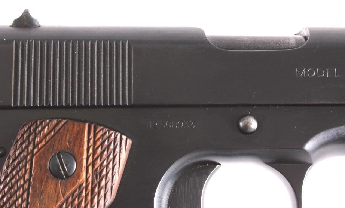WWI Colt Model 1911 .45 ACP Pistol - 15