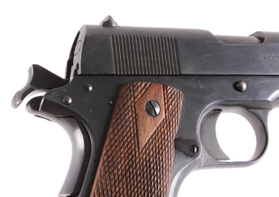 WWI Colt Model 1911 .45 ACP Pistol - 18