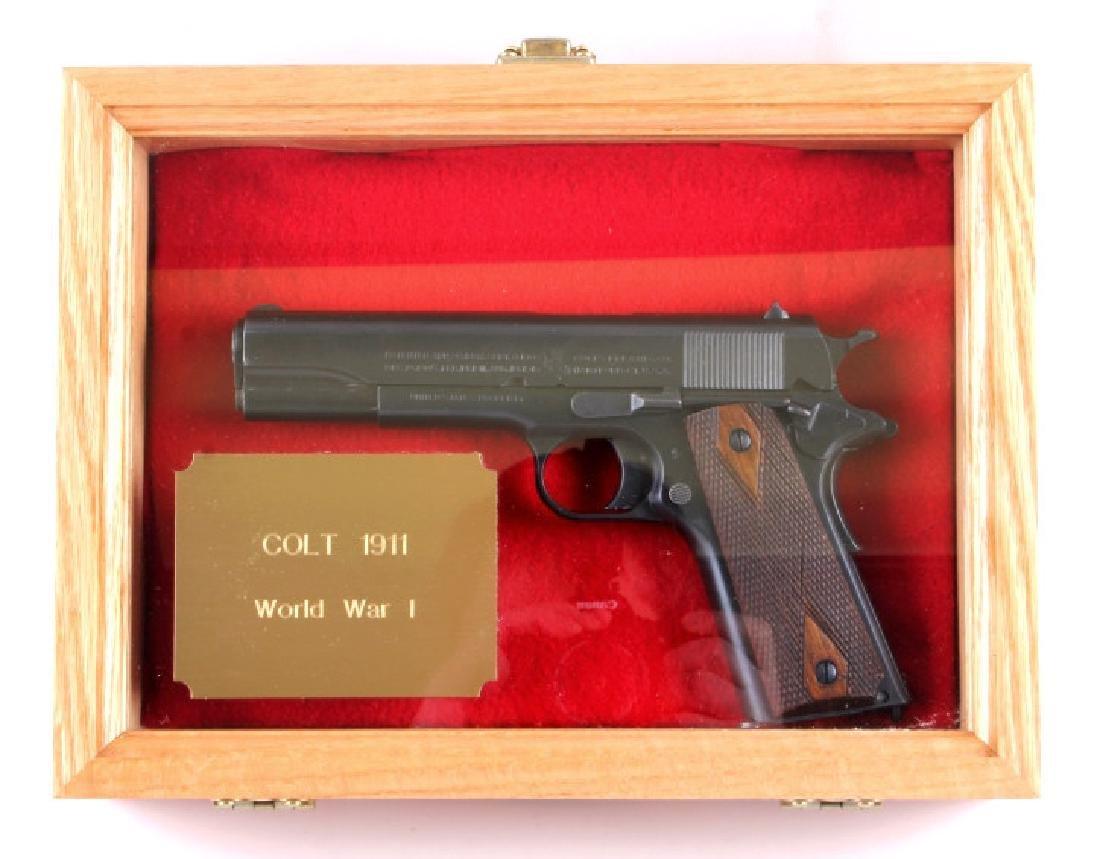 WWI Colt Model 1911 .45 ACP Pistol - 19
