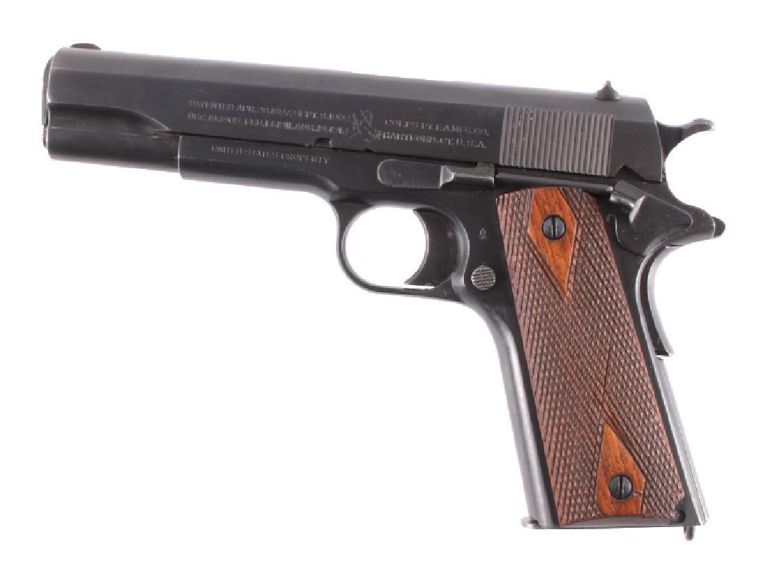 WWI Colt Model 1911 .45 ACP Pistol