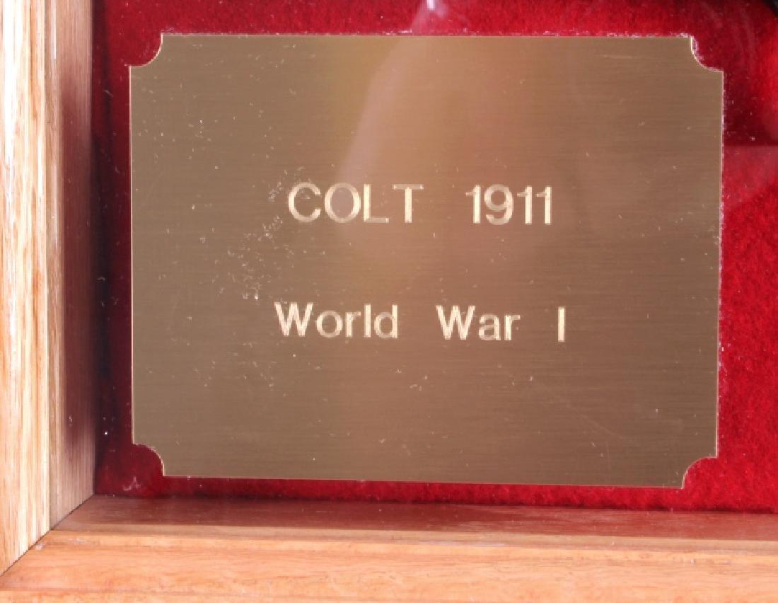 WWI Colt Model 1911 .45 ACP Pistol - 20