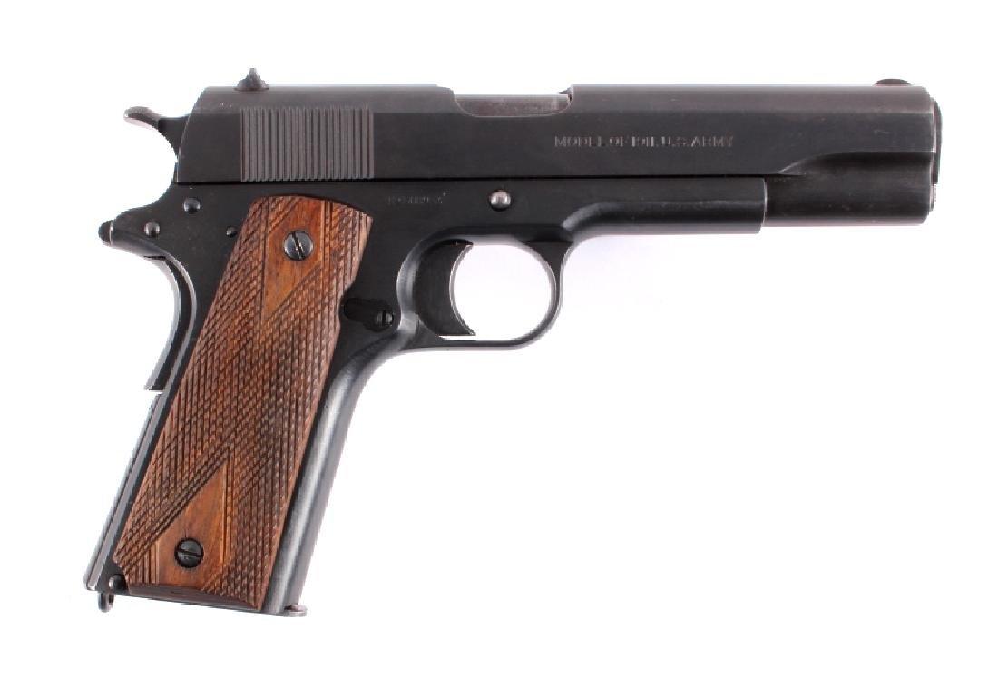 WWI Colt Model 1911 .45 ACP Pistol - 2