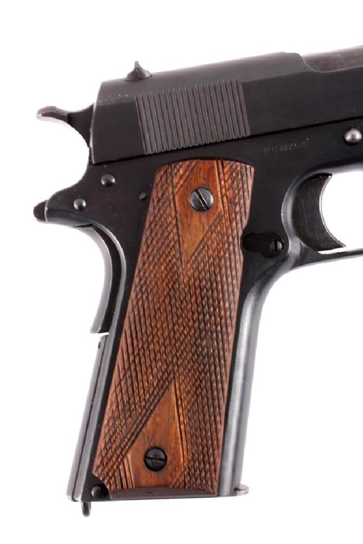 WWI Colt Model 1911 .45 ACP Pistol - 4