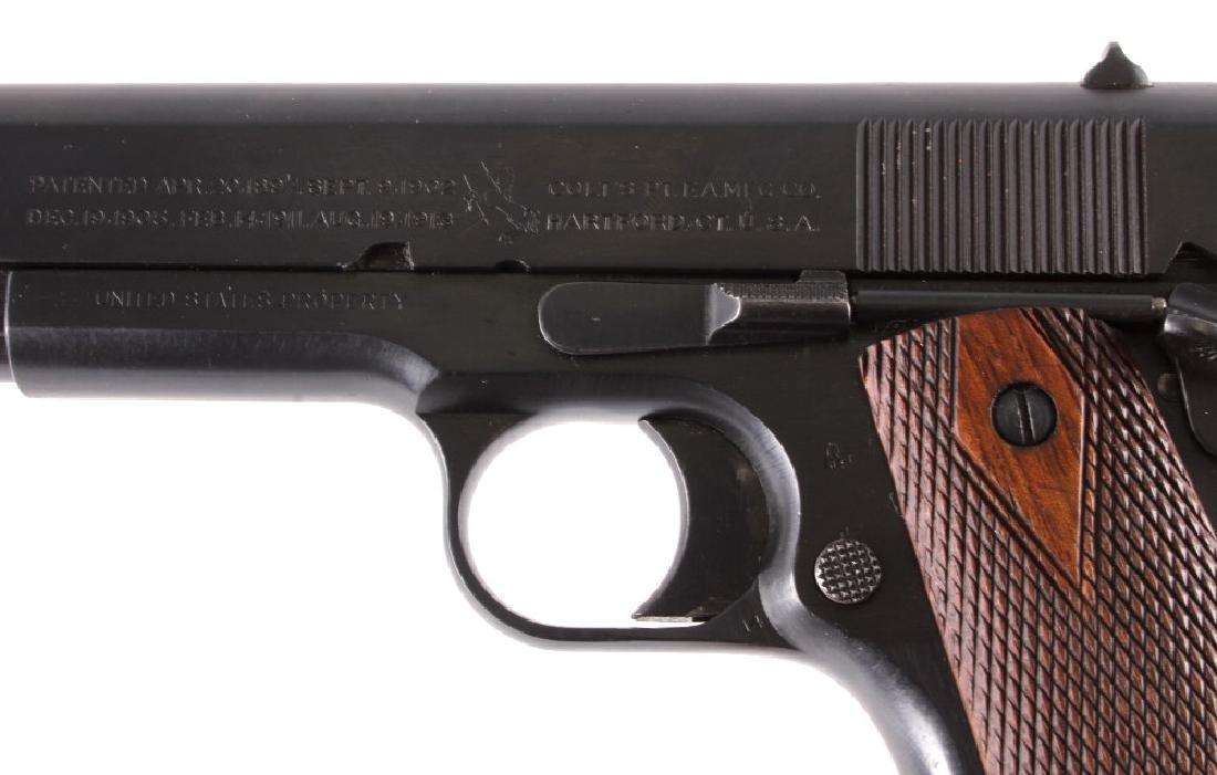 WWI Colt Model 1911 .45 ACP Pistol - 6