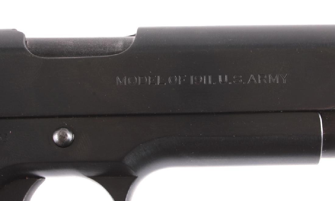 WWI Colt Model 1911 .45 ACP Pistol - 8
