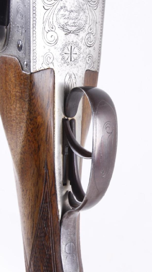 Hebsacker GmbH & Co. Schwab Hall SxS 12 GA Shotgun - 10