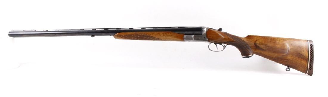 Hebsacker GmbH & Co. Schwab Hall SxS 12 GA Shotgun