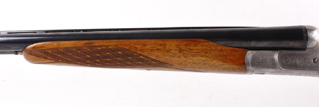 Hebsacker GmbH & Co. Schwab Hall SxS 12 GA Shotgun - 4