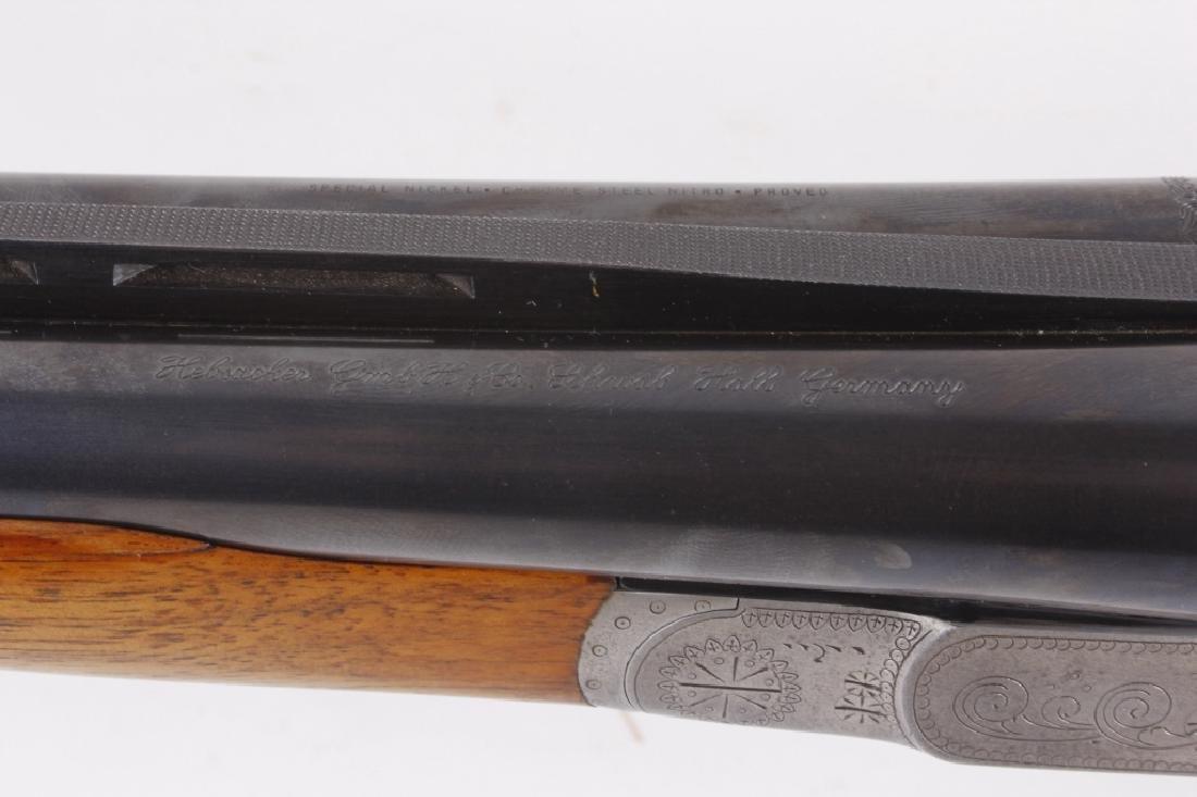 Hebsacker GmbH & Co. Schwab Hall SxS 12 GA Shotgun - 5