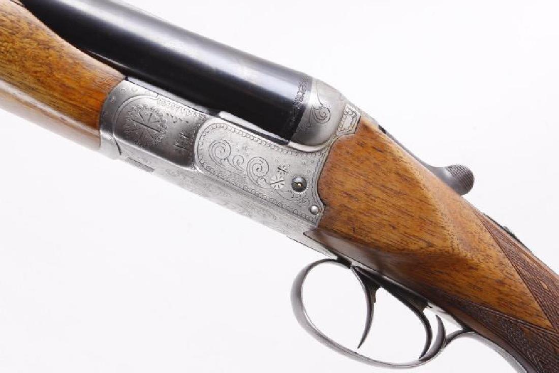 Hebsacker GmbH & Co. Schwab Hall SxS 12 GA Shotgun - 7