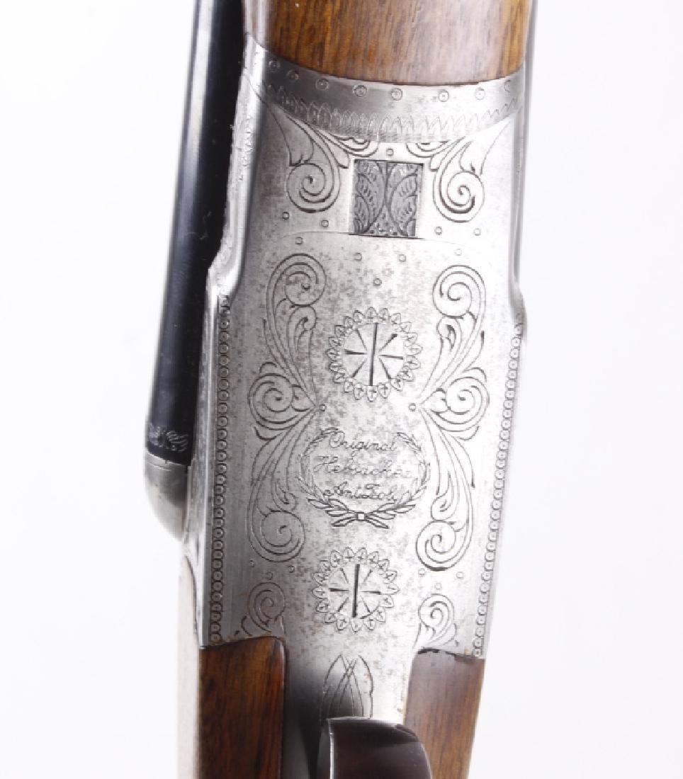 Hebsacker GmbH & Co. Schwab Hall SxS 12 GA Shotgun - 9