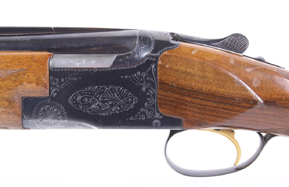 Belgium Browning Superposed 12GA w/ Leather Case - 12