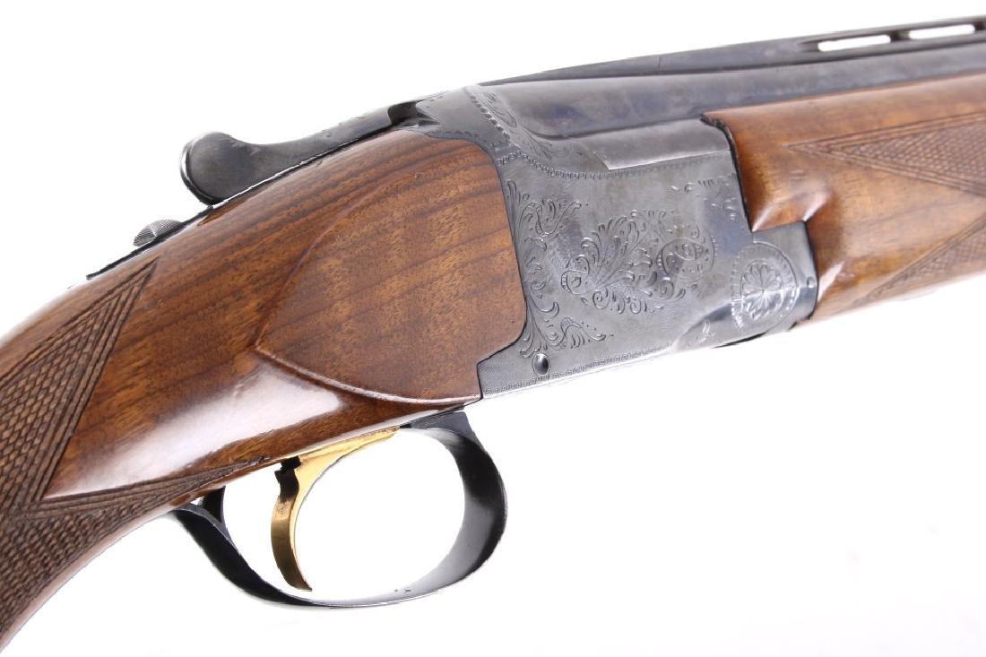 Belgium Browning Superposed 12GA w/ Leather Case - 13