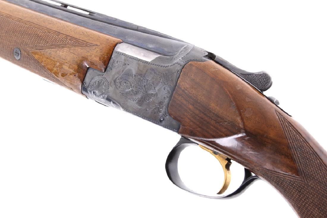 Belgium Browning Superposed 12GA w/ Leather Case - 14
